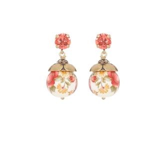 BO Perles japonaises corail