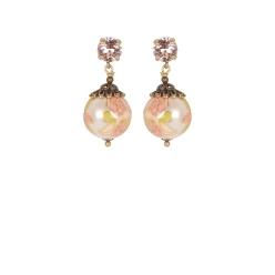 BO Perles japonaises cistal