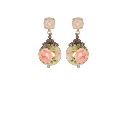 BO Perles japonaises ivoire